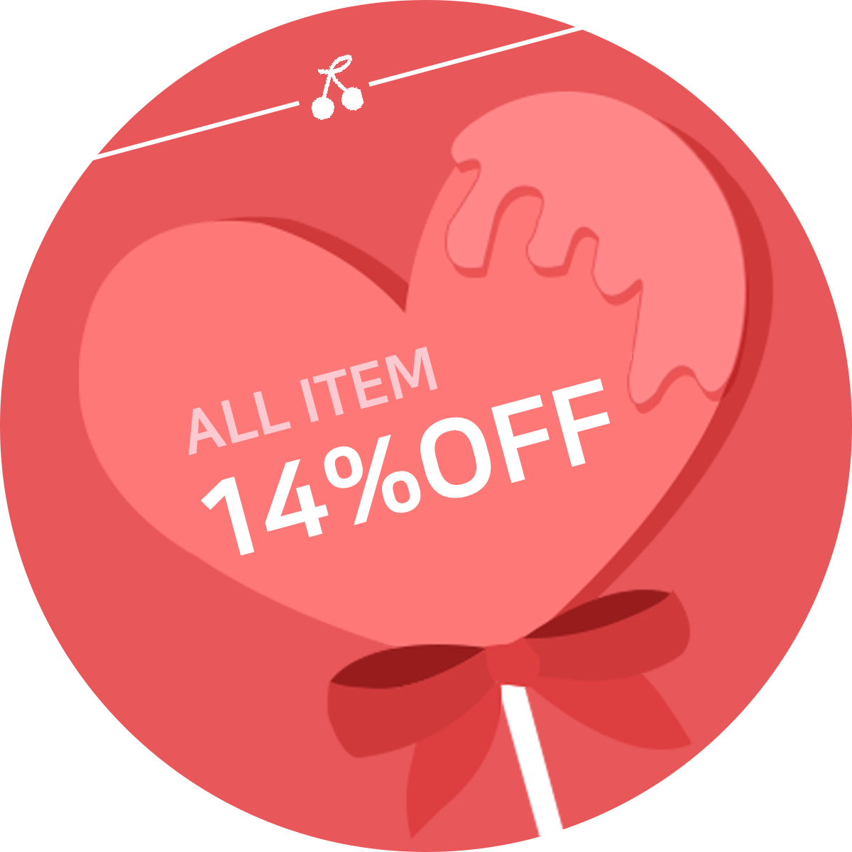 Whiteday 14% OFF Coupon