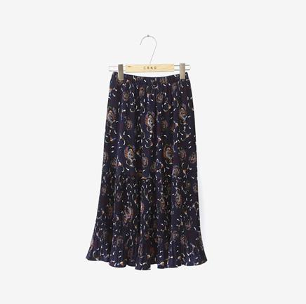 urban pattern, skirt