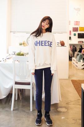 blue cheese, tee [기모안감]