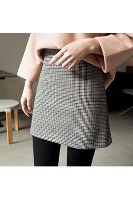 glencoe, skirt [울70%]
