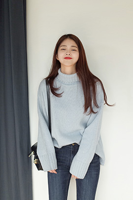 seasonal, knit [울80%]