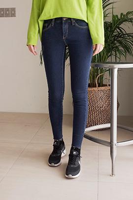 robyn, jeans [기모안감]