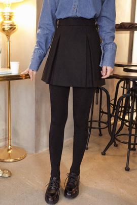 jeune wool, skirt [울50%]