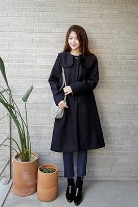 cera kara, coat [울70%]