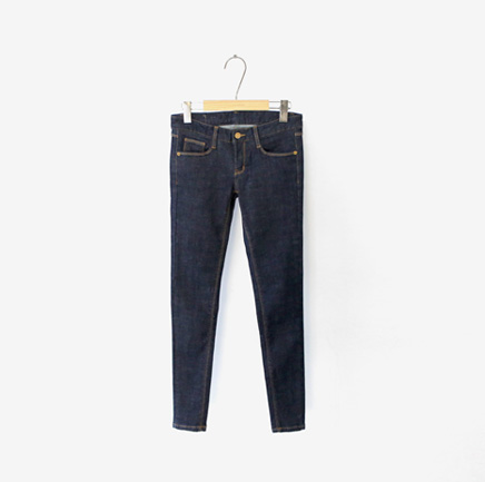 cascabel, jeans [기모안감]