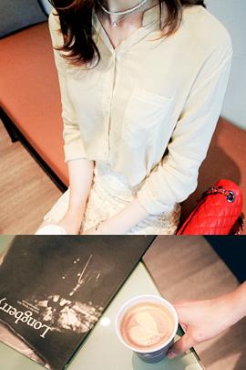 [SALE]granny smith, blouse