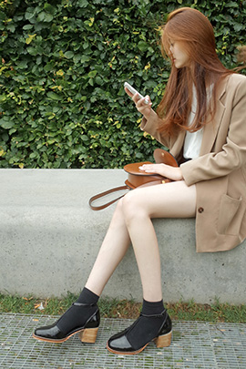 city girl, jacket