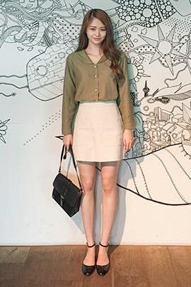 [SALE]glaenzend, skirt