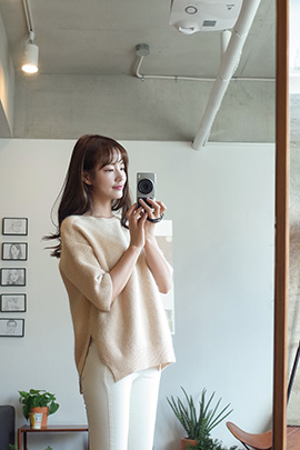 emotions, knit [울60+앙고라20]