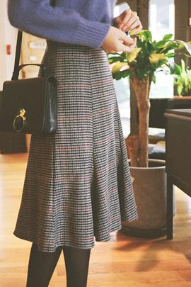 bell check, skirt