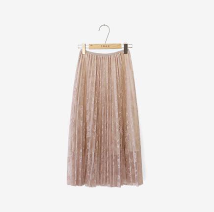 [일시품절]tom lace, skirt