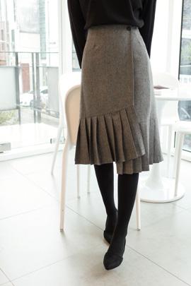 doom, skirt [울50%]