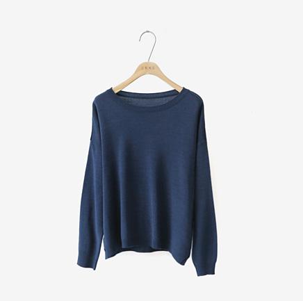 [무료배송] azure, knit