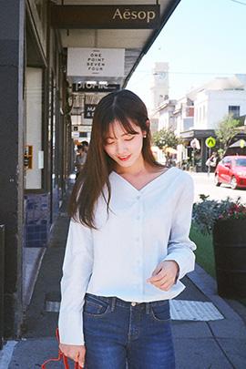 allure, blouse
