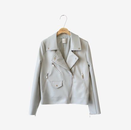 little mintgray, jacket