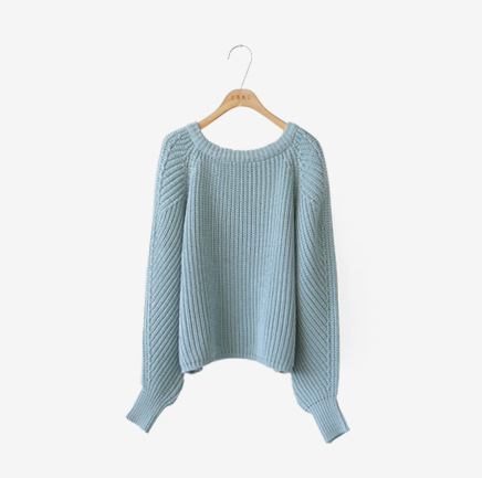 minor swing, knit
