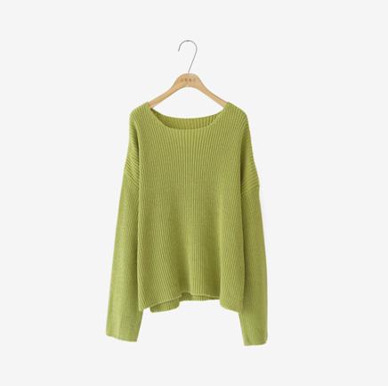 mujigae, knit