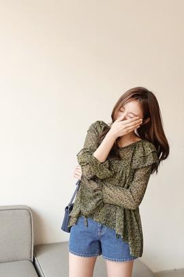marian, blouse