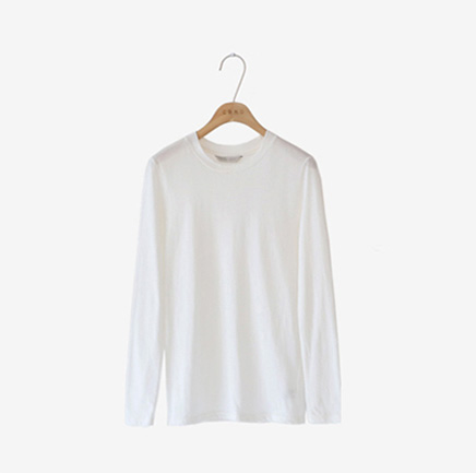 french, tee (ivory)