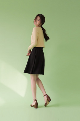 serena, skirt (black)