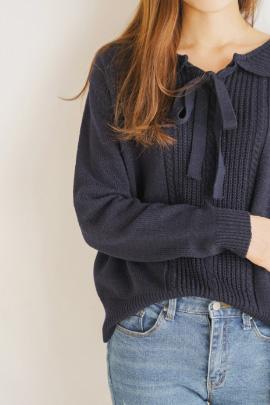 on me, knit