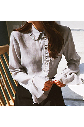 eco sky, blouse