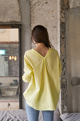 audrey kim, blouse