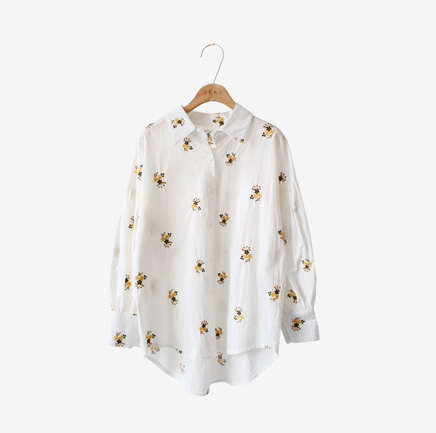 know me, blouse