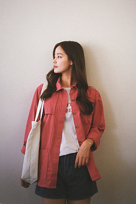 cherry ruby, jacket