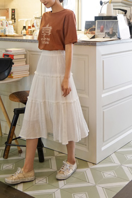 really really, skirt