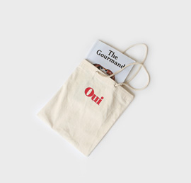 oui rope, bag