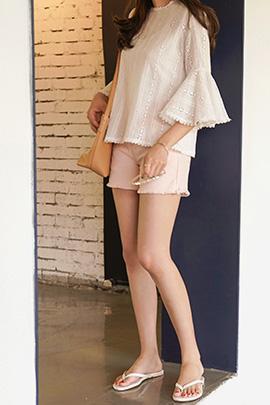 [6/3일 입고]love lace, blouse