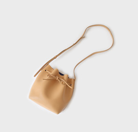 cream co, bag