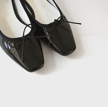 mama ribbon, shoes
