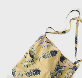 pineapple echo, bag