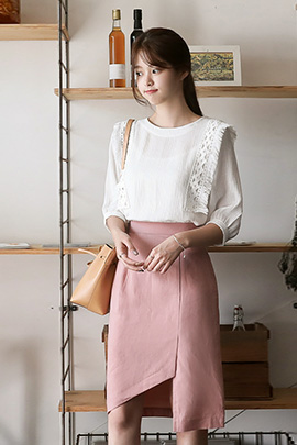 cettia, blouse