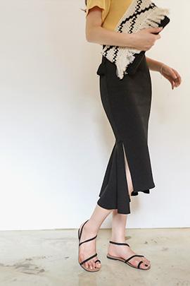 weiss, skirt