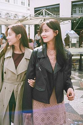 [당일발송] soft black, jacket