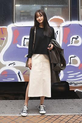 [당일발송] lowness, skirt
