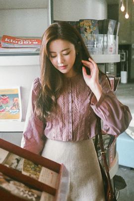 [당일발송] gracias, blouse