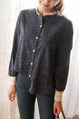 vonvon, blouse