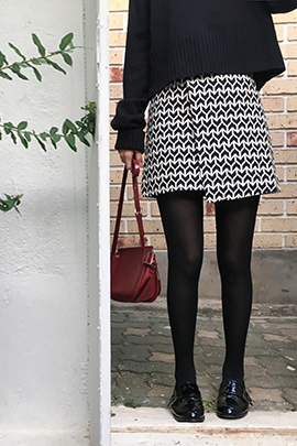 arrow mini, skirt