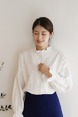 fall in star, blouse