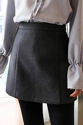 swain, skirt [기모원단]