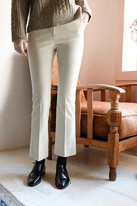 a corduroy, pants