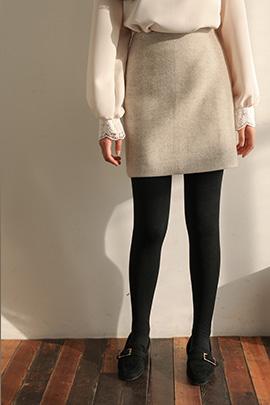 herringbone, skirt