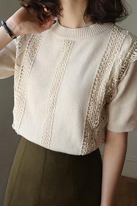 amour race, knit