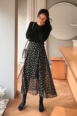 sriacha, skirt