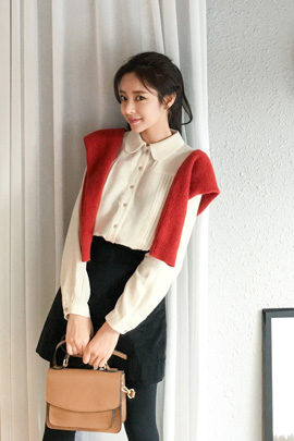 nina goro, blouse
