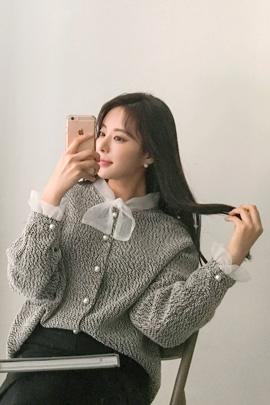 [일시품절][1/23일 입고]you amanda, blouse